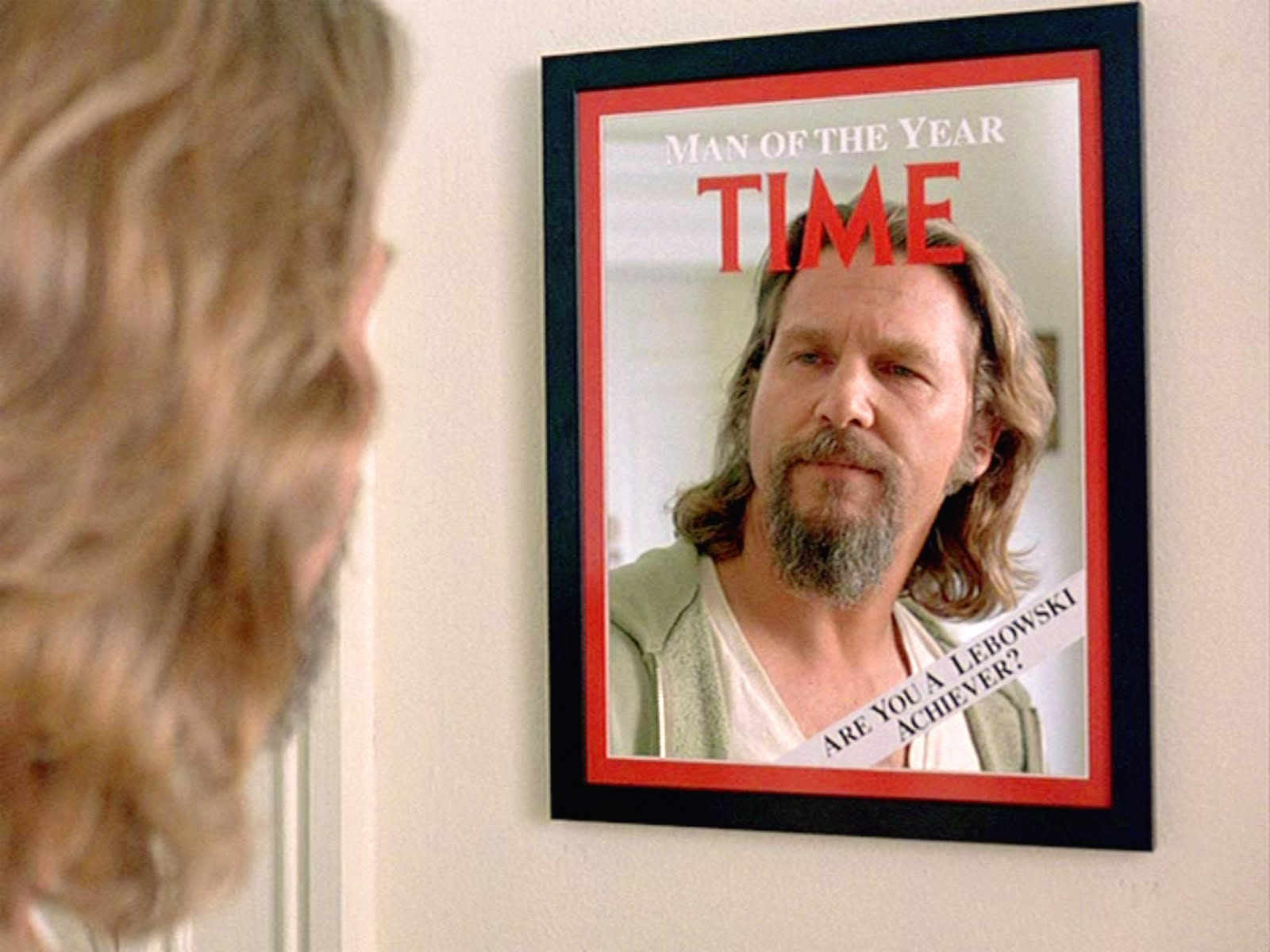 Jeff Bridges Home Product Of The Day Time Magazine Cover Mirror Shopa